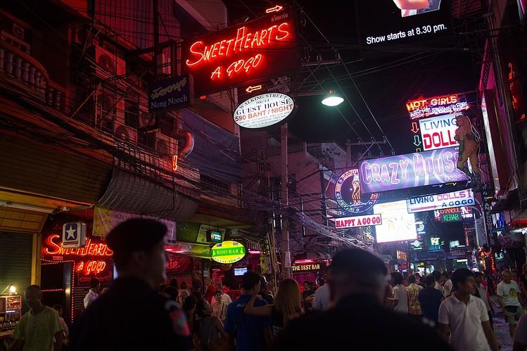 Pattaya Street Workers