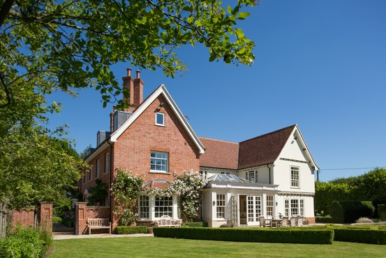 Europe House Of The Day Contemporary English Country House