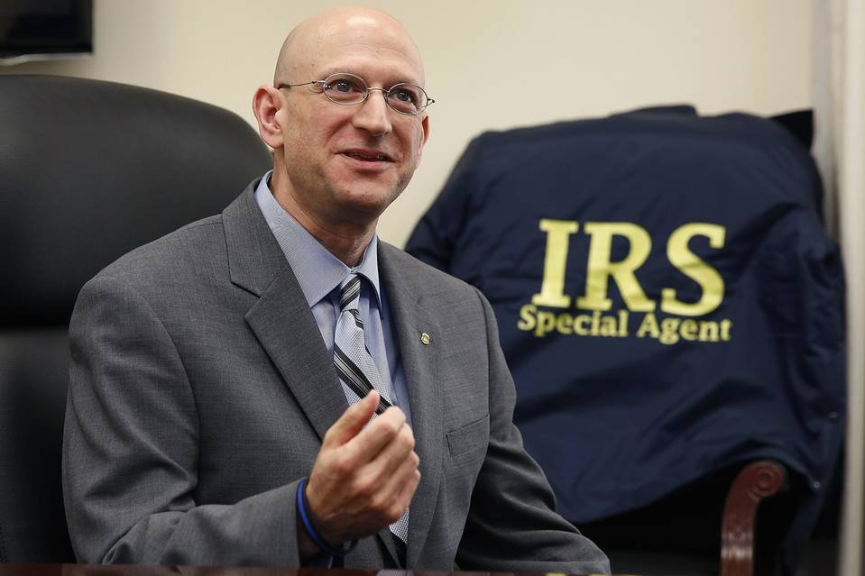 Richard Weber, who heads criminal investigations at the IRS, said his agents have found identity-theft connections to Nigeria, Russia and other Eastern European countries.
