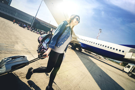 Image result for Travelling Abroad istock