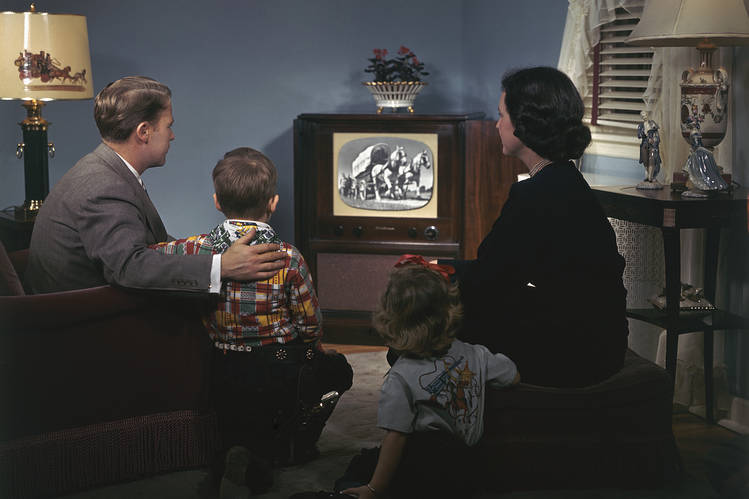 I Love Lucy Living Room
