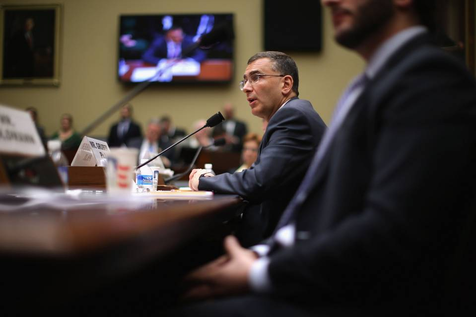 Jonathan Gruber testified in December last year before the House Oversight and Government Reform Committee about his work on the Affordable Care Act.
