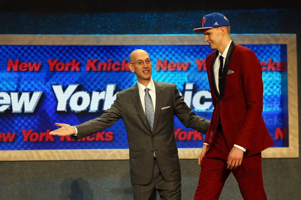 Style Round-Up: The 2015 NBA Draft