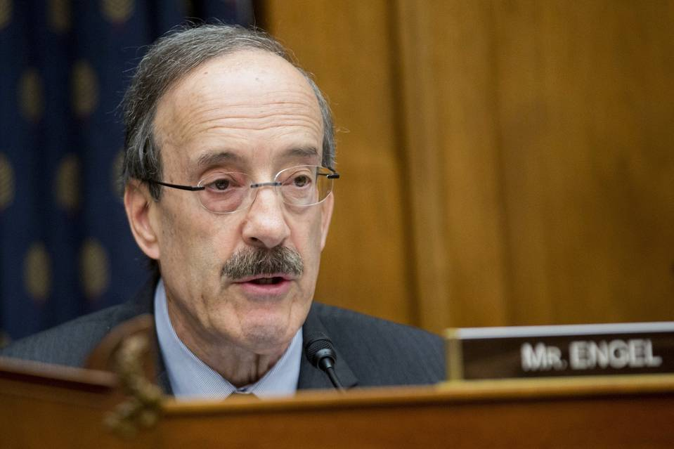 Democratic Rep. Eliot Engel wants Iran to provide 'immediate access' for inspectors in any nuclear deal.