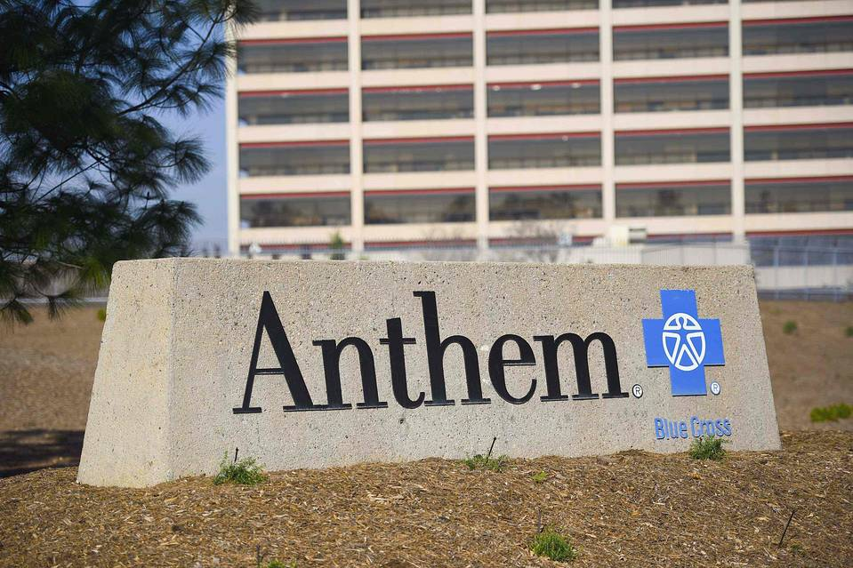 Health insurer Anthem has been trying to combine with Cigna for nearly a year.
