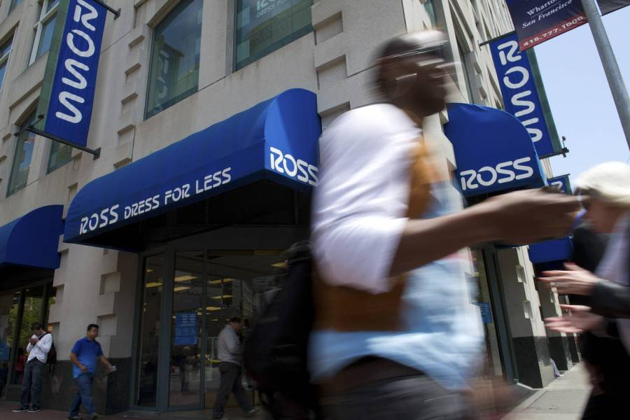 Ross Stores Profit Rises on Higher Sales   WSJ