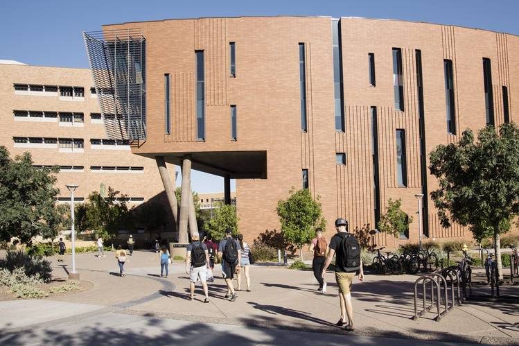 Current students at Arizona State's W. P. Carey School of Business still have to pay for M.B.A. degrees.