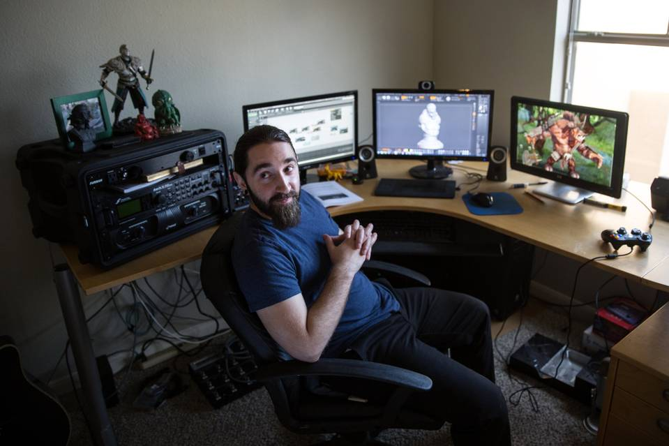 Syd Andrade, a 27-year-old aspiring video-game designer living in Austin, Texas, owes $30,000 in federal student loans. Mr. Andrade is among the thousands of Americans petitioning the Education Department to forgive their loans, arguing that their schools deceived them with false promises.
