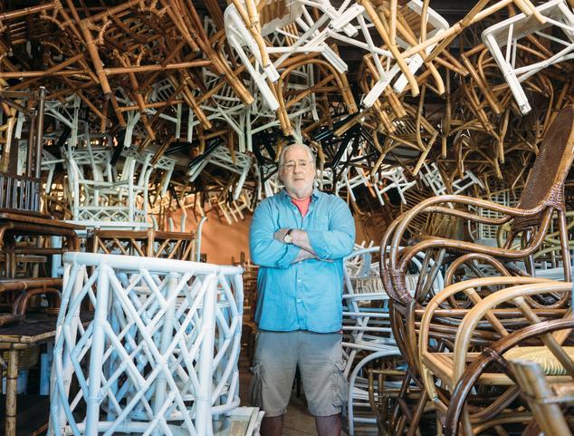 Paul Aronsons World Class Bamboo Collection WSJ