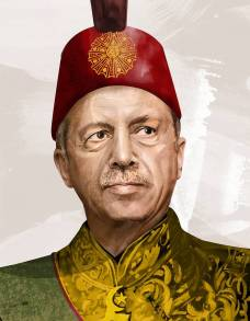 erdogan caliph