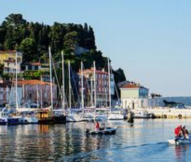 A Serene Summer Hideout Piran Slovenia