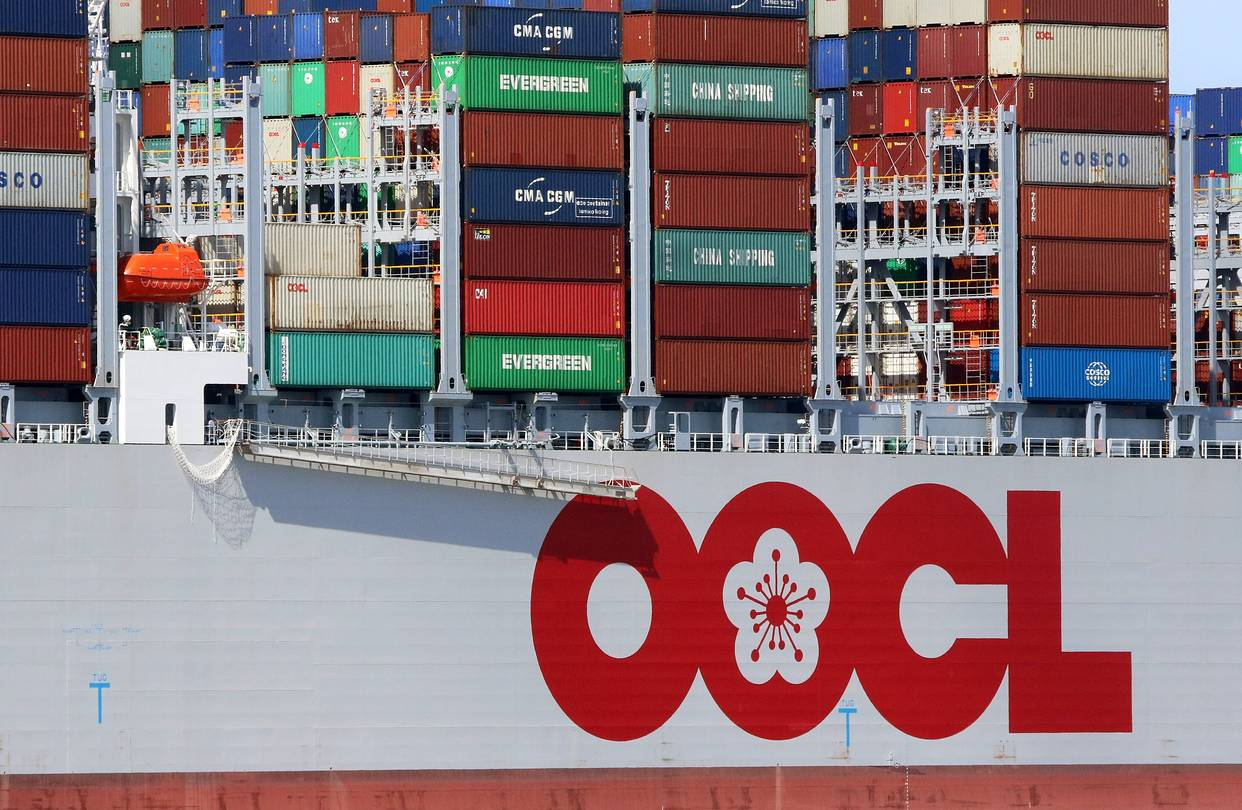 Best Kitchen Gallery: China's Cosco To Buy Shipping Rival Orient Overseas For 6 3 Billion of Overseas Shipping Container Sizes on rachelxblog.com