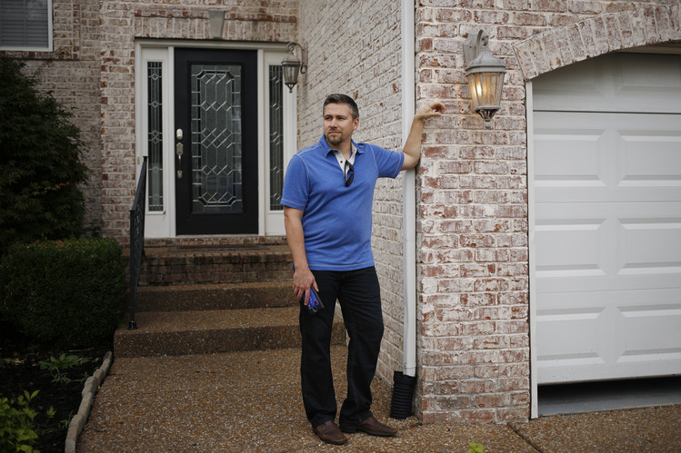 Aaron Waldie and his wife lost several bidding wars for homes in Spring Hill before settling for a rental.