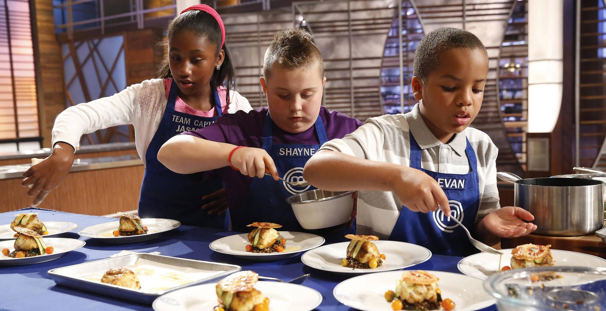 Food Network Chopped Junior Facebook