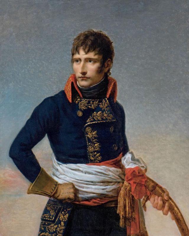 Andrea Appianis Portrait Of Napoleon Bonaparte First Consul In The Uniform Of A