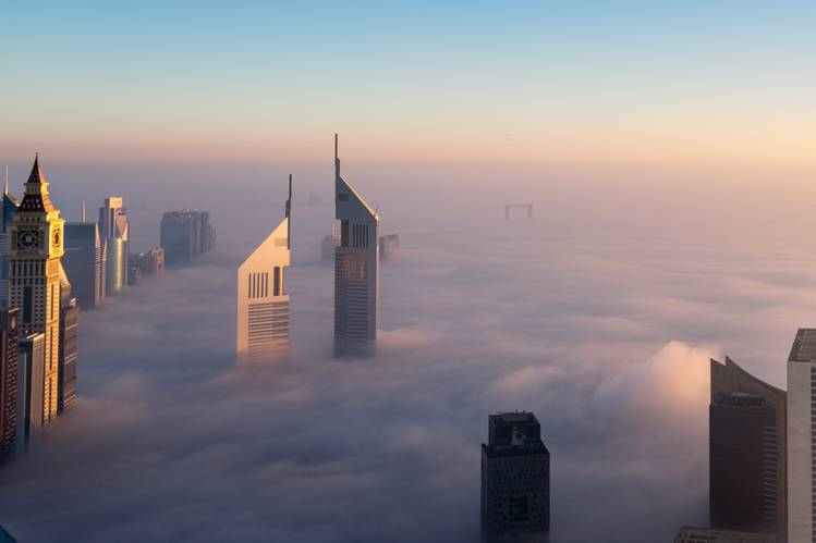 Dubai has vowed to become the 'first blockchain-powered government in the world by 2020.'