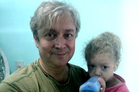 João Carlos Holland de Barcellos sees sperm donation as 'an atheist's way to achieve immortality.'