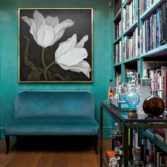 Perk Up Your Home With A Bolt Of Color WSJ