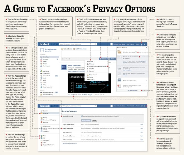 Facebook Privacy Settings Guide