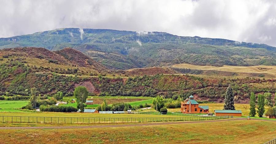 Spanning roughly 10,350 acres, Motherwell Ranch is located in Routt County, about a 45-minute drive from Steamboat Springs, Colo.