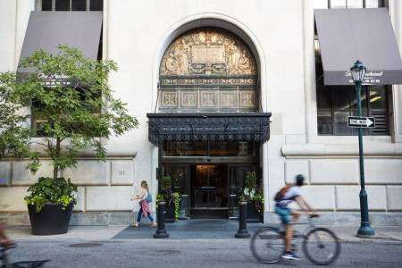 The Luxury Hotels America s Wealthy and Powerful Call Home   WSJ Roost Apartment Hotel has two locations in Philadelphia  Units boast  100 year old