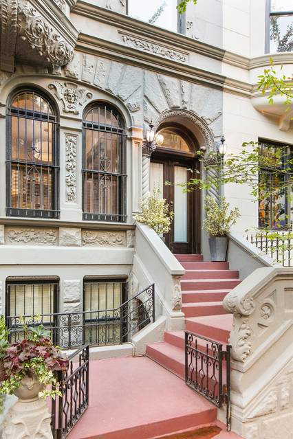 The Saralegui-Bedoya townhouse was originally listed for $19.995 million in October 2017.