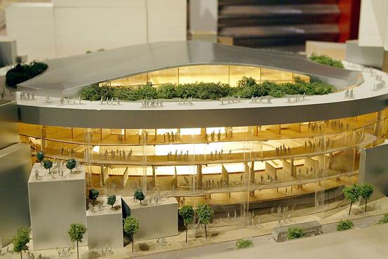 Este é o projeto da nova arena do Brooklyn, local perfeito para o local Carmelo brilhar.