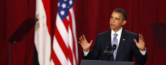 [Obama in Cairo]
