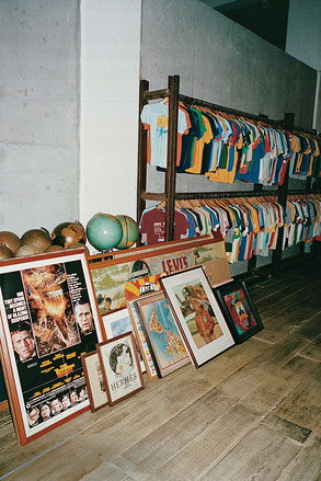 """THE RIGHT STUFF 