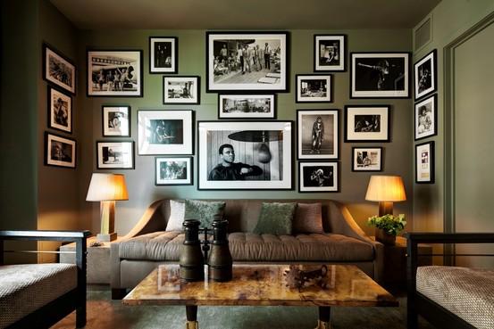 Living Room Framed Art