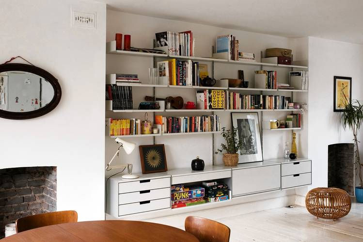 The Search For The Ideal Shelves WSJ