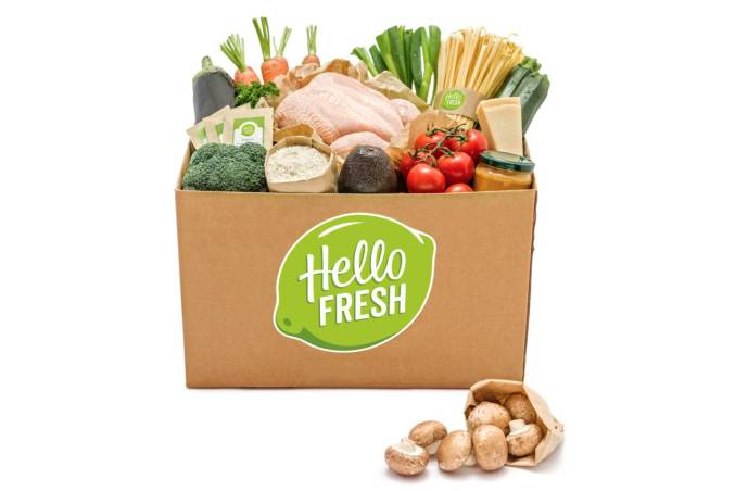 Check out these healthy food subscription boxes!