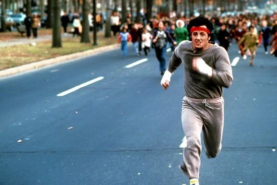 Run Rocky, Run!