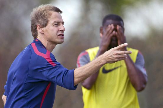 USMNT's Jurgen Klinsmann