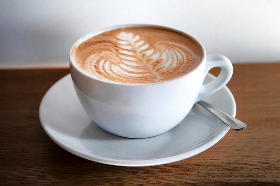 You probably aren't at much risk of major side effects if you consume up to four 8-ounce cups of filtered coffee early in the day.