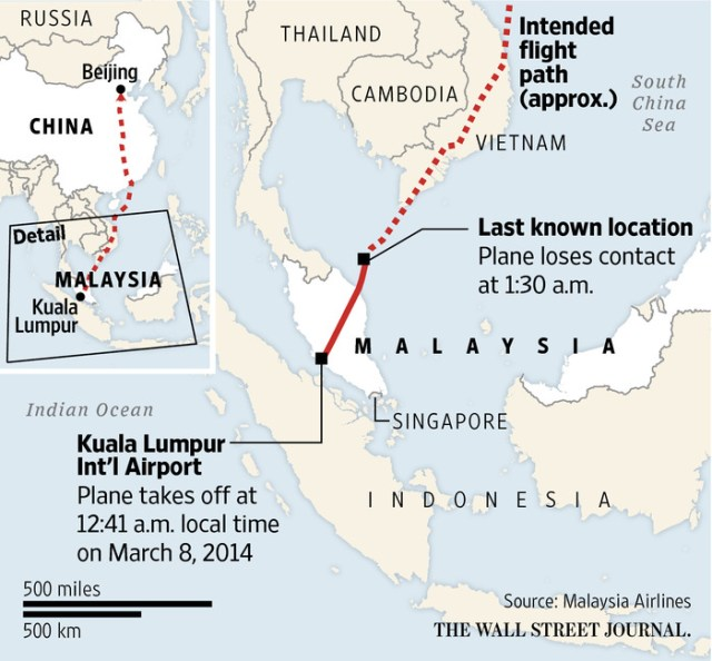 Malaysia Airlines Flight 370 Report Leaves Families in Dark Four Years On