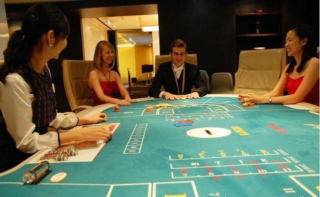 實拍:韓國濟州島針對老外的賭場 - 每日頭條