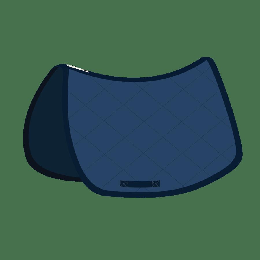 saddle-pad-blue-blue