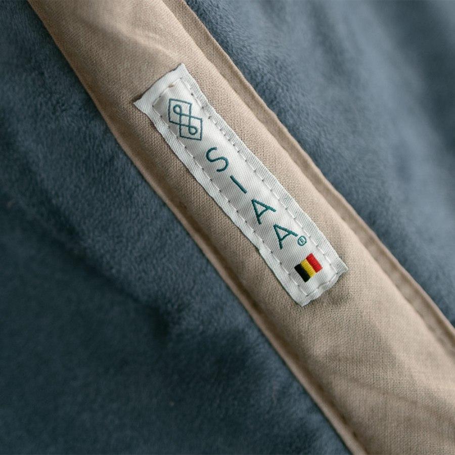 saddle pad detail