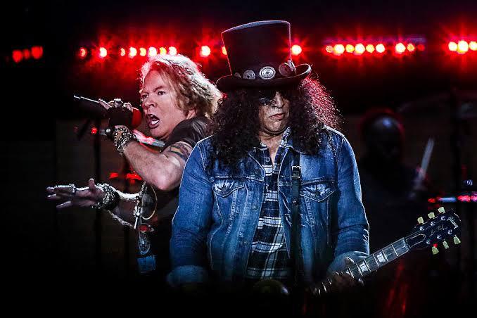 Guns N' Roses Reveals London show on 2020 European stadium tour
