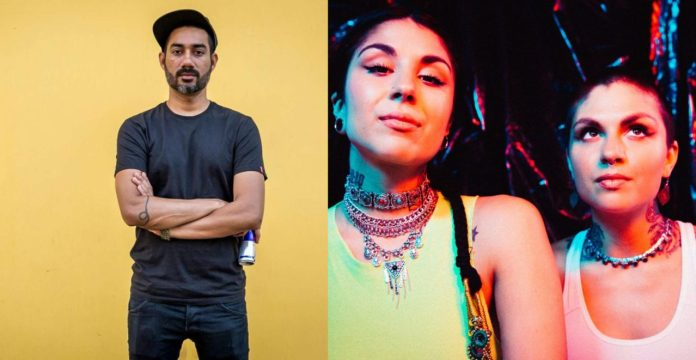 Krewella And Nucleya releases