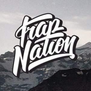 Trap nation logo logo siachen studios