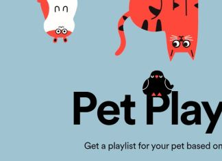 Spotify Releases Custom Playlist For Pets