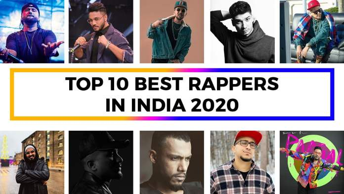 best indian rapper 2020