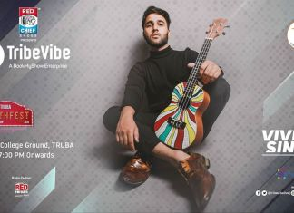 Vivek Singh Is Going To Take Stage At Truba Youth Fest 2020