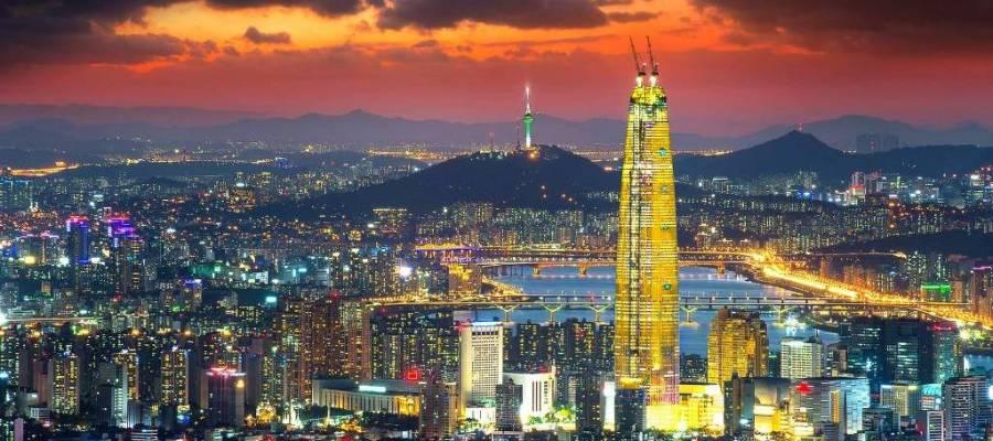 السفر إلى سيول عاصمة كوريا الجنوبية