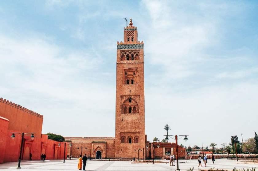 مسجد الكتبية في مراكش