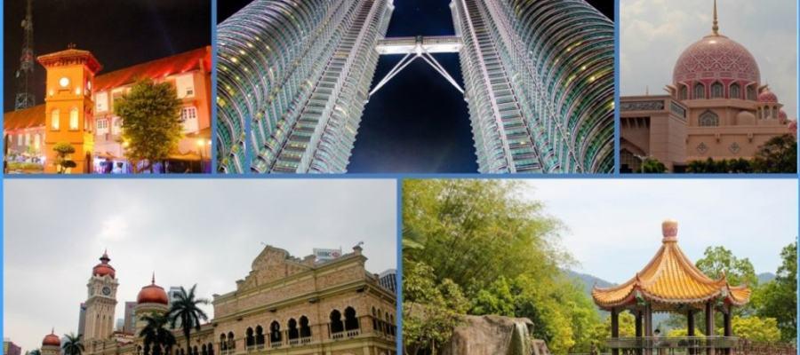 أماكن سياحية في ماليزيا