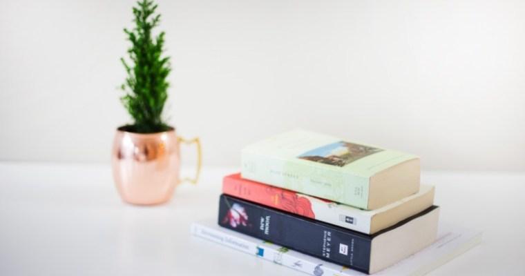 Thursday Thoughts – Mit nye læseprojekt #5