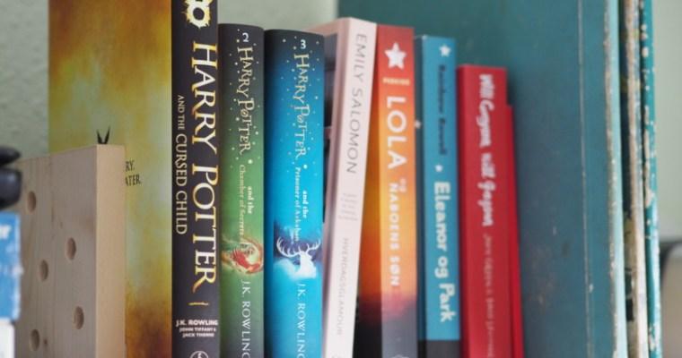 Hvorfor biblioteker er fedest  +en god app til bogelskere